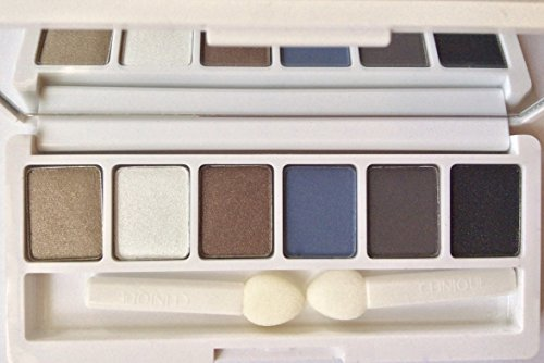 Clinique Limited Edition All About Shadow 6-pan eyeshadow palette designed by Jonathan Adler.12oz/3.6g