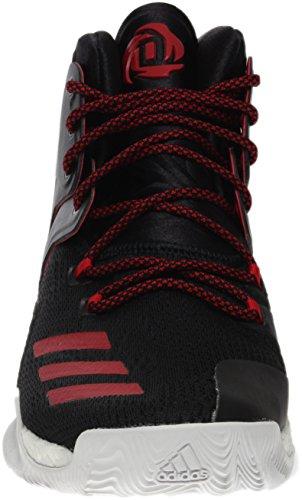 Adidas Sm D Steeg Met 7 Ncaa Zwart, Rood