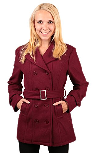 Insulated Wool Coat - 5