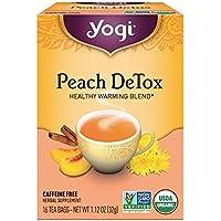 Peach De Tox - Te de Canela y Jengibre sabor a Durazno