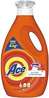 Ace Power Liquid Detergente Líquido Concentrado, 2 Litros
