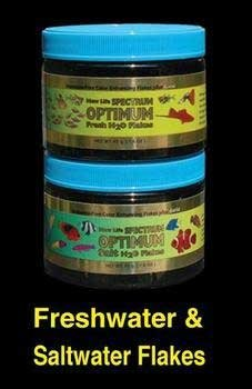 Optimum Saltwater (New Life Spectrum Optimum Saltwater Flakes)