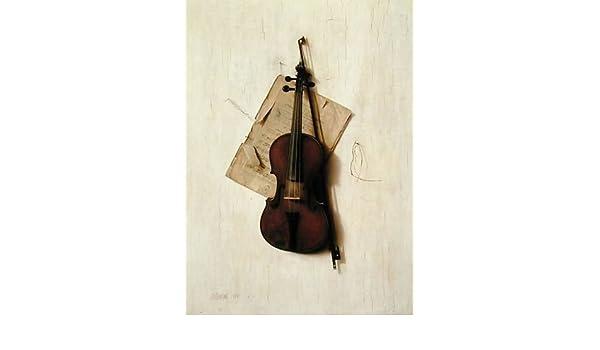 Amazon com: Jefferson David Chalfant The Old Violin, 1888