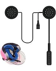Rokoo Motorhelm Headset Bluetooth Intercom Headset Draadloze Helmet Heap Hoofdtelefoon