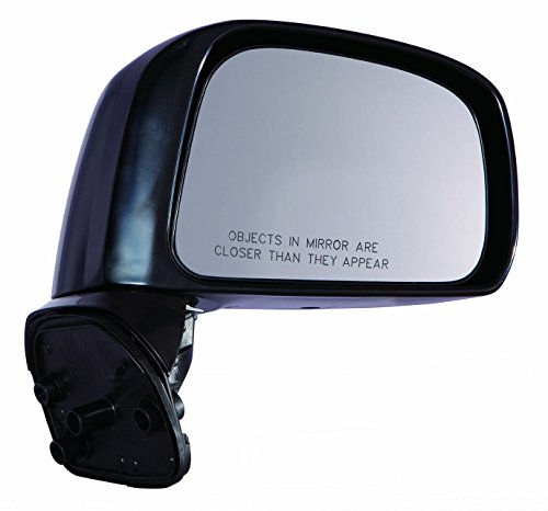 - DEPO 315-5418R3MB Nissan Versa Sedan Passenger Side Manual Non-Heated Mirror with Cover