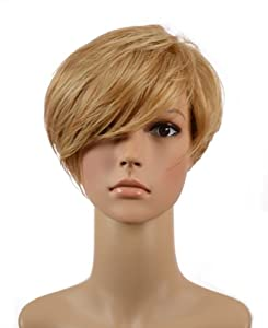 Hair By MissTresses Short Blonde Talisha Pixie Cut Wig