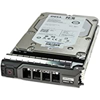 Dell W347K 600GB 15K 16MB 6.0GBps 3.5 Enterprise Class SAS Hard Drive in Poweredge R Series Tray