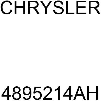 Genuine Chrysler 4895214AH Power Steering Pressure Hose