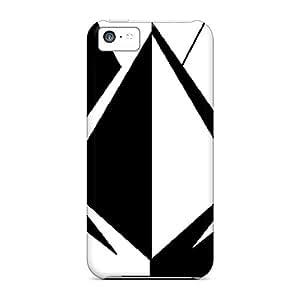 Unique Design Iphone 5c Durable Tpu Case Cover Volcom