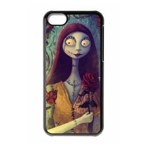 L8H68 The Nightmare Before Christmas R6B4VL coque iPhone 5c cellulaire cas de téléphone couvercle coque noire IJ1JRA1JU