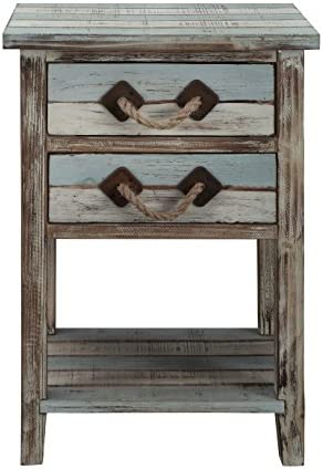 Treasure Trove Two Drawer Accent Table
