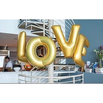 Love 40 Foil Balloon