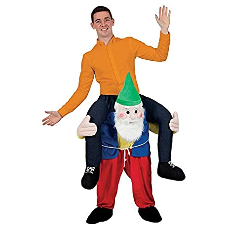 Bavarian Beer Guy Carry Mascot Me Fancy Dress Costume Back Oktoberfest Party Costume Novelties Leprechaun Costume Dwarf