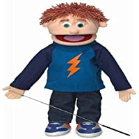 """25"""" Tommy, Peach Boy, Full Body, Ventriloquist Style Puppet"""