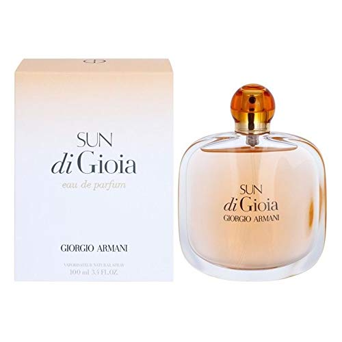 Acqua di Gioia Sun Eau de Parfum for Women By Giorgîo Ârmani 3.4 FL. OZ./100 ml