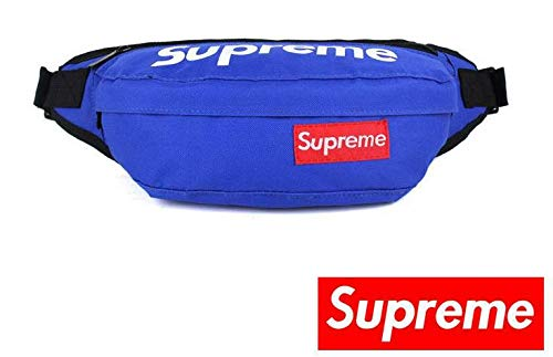 S Blue Fanny Pack