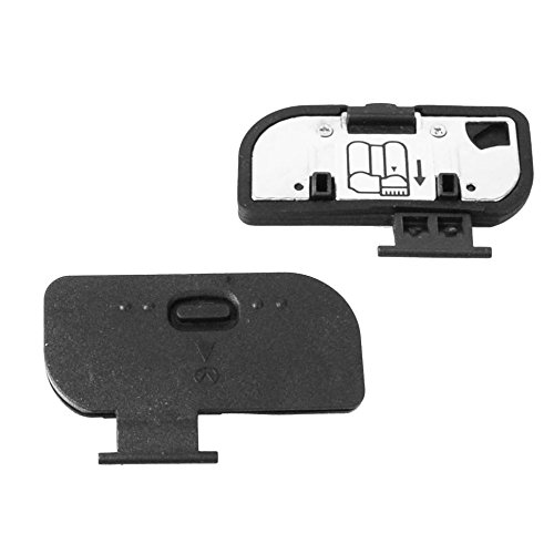 PhotoTrust Battery Door Cover Lid Cap Replacement Repair Part for Nikon D810, D800E, D800 DSLR Digital ()