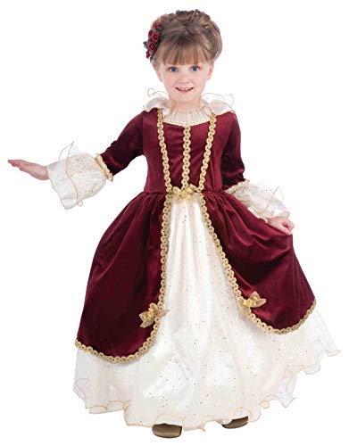 Custom Made Renaissance Costumes - Forum Novelties Little Designer Collection Elegant Lady Child Costume,