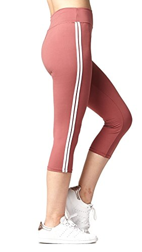 High Waist One Size 0-12 Solid Colors and Prints Premium Ultra Soft Leggings