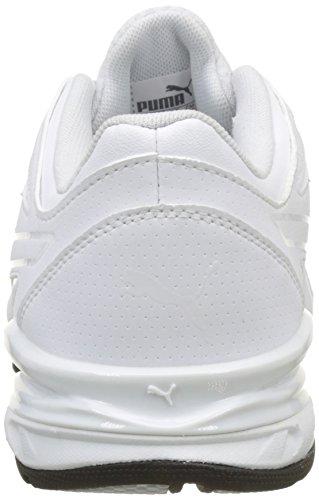 Uomo Modern Puma Fracture Outdoor Scarpe Sportive white Bianco Tazon qCC5wY