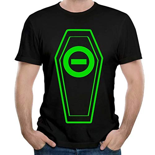 Maerxlinz Type O Negative Funny Short Sleeve,Fashion Men's Particular Top T-Shirt -