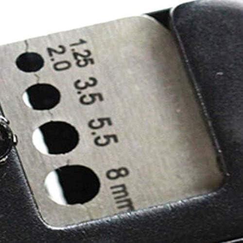 家の修理に適したプライヤーツール、つまり屋外メンテナンスブルーの多機能自動ケーブルプライヤーセット、