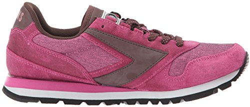 Brooks Womens Chariot Hardloopschoenen Mesa Rose / French Roast Ascenscion