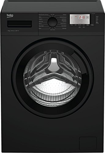 Beko WTG641M1B A+++ Rated 6Kg 1400 Spin Washing Machine in Black 15...