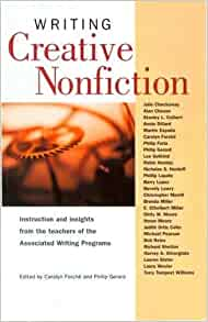 writing creative nonfiction philip gerard Wallace stegner, on the teaching of creative writing  carolyn forché and  philip gerard, editors, writing creative nonfiction this was one of the first  creative.