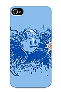 Resignmjwj Brand New Defender Case For Iphone 4/4s (cigarette Blueprints) / Christmas's Gift