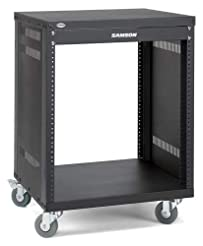 Samson SRK-12 Universal Equipment Rack S...