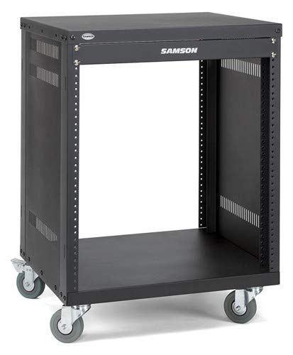 - Samson SRK-12 Universal Equipment Rack Stand