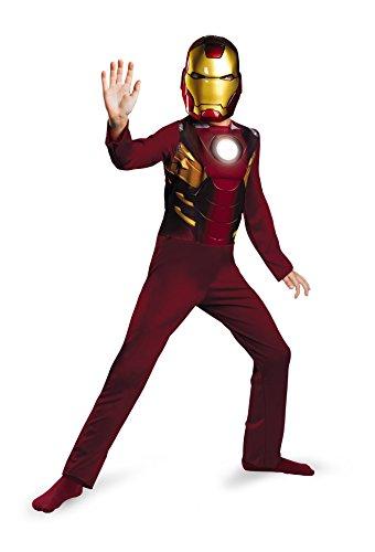 Iron Mark Avengers Basic Costume