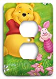 Winnie The Poo Outlet Cover