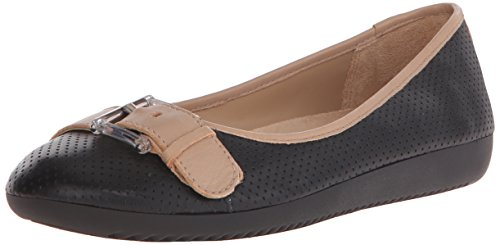 Naturalizer Women's Kiara Naturalizer Women's Flat Black p4SxwZ