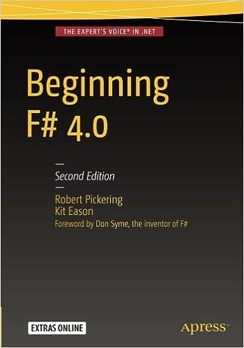 Beginning F# 4.0