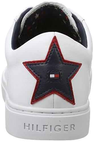 Basses Hilfiger 19a1 V1285enus Tommy Sneakers Femme qBwIn4d