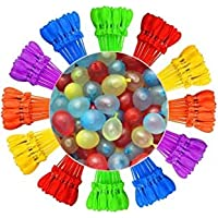 Self-Sealing Water Balloons Instant Balloons Easy Quick Fill Balloons with in 60 Second Splash Fun Rapid-Filling for…
