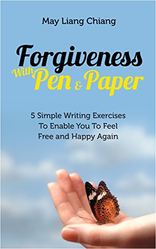Forgiveness Pen Paper Writing Exercises ebook product image