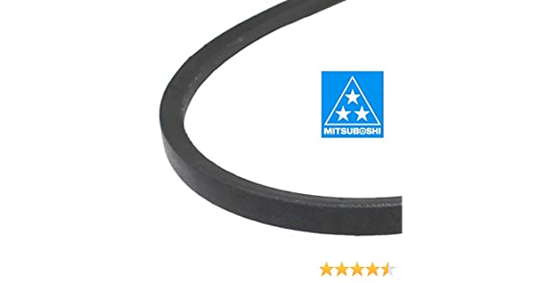 Rubber, D/&D PowerDrive 1960-14M-115 Synchronous Timing Belt Pack of 1