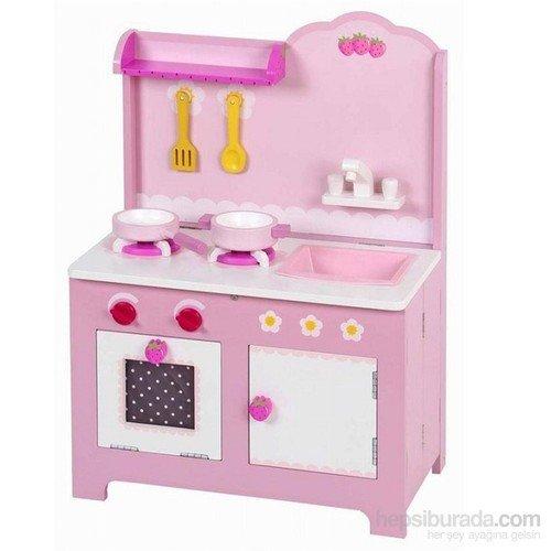 Serra Baby Educational Wooden.Its Strawberry Kitchen Set by Serra Baby