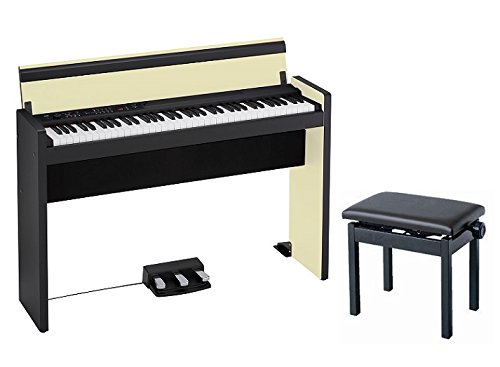 KORG  Chair  PC-300 BK where controls the pitch for Electron