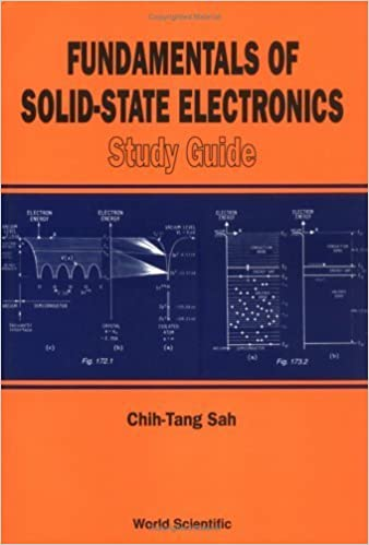 Book Fundamentals of Solid-State Electronics: Study Guide by Chih-Tang Sah (1993-06-01)