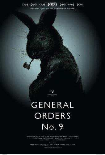 General Orders No. 9 [Blu-ray]