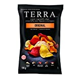 TERRA Original Exotic Low Sodium Vegetable Chips,  170 g