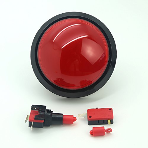 easyget-5v-100mm-dome-shaped-jumbo-led-illuminated-self-resetting-push-button-switch-for-arcade-game