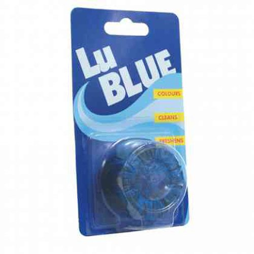 Selden 044097S Lu Blu Toilet Colorant Block, 50 g Selden Research Ltd