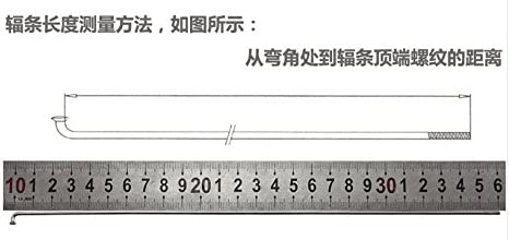 Bavel 36pcs Stainless Steel Spokes Mountain Bike Spokes MTB 258mm-269mm W//Nipples