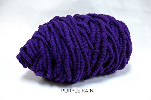 Loopy Mango 13 OZ. Mini Merino Wool (Purple Rain) by Loopy Mango