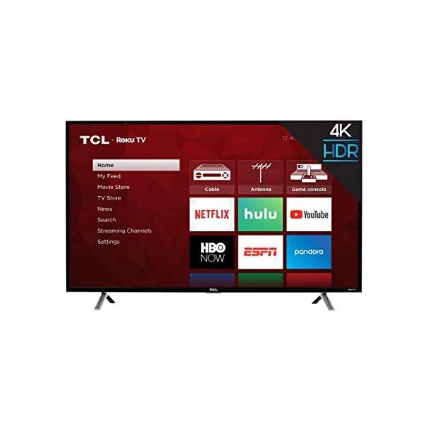 TCL 43S405 43-Inch 4K Ultra HD Roku Smart